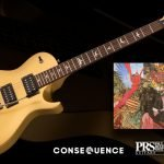 Santana Abraxas Vinyl and Electric Guitar Giveaway