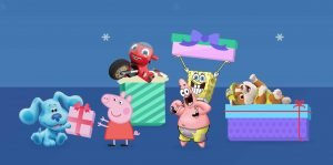12 Days of Nick Jr. Holiday Sweepstakes & Instant Win